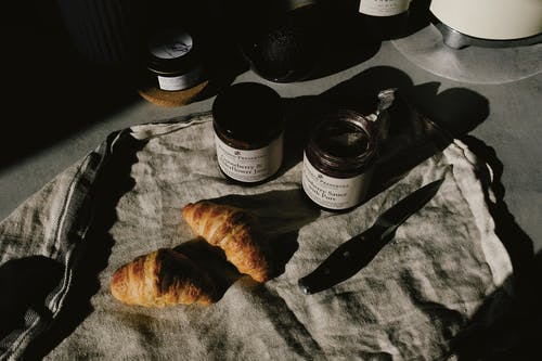 Bread And Jams