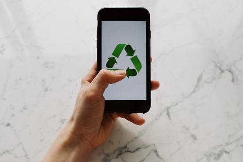 Бесплатное стоковое фото с мобильный телефон, перерабатывать, портативный