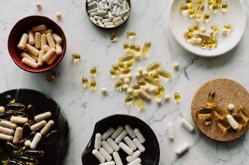 Kostenloses Stock Foto zu antibiotikum, behälter, behandlung, container