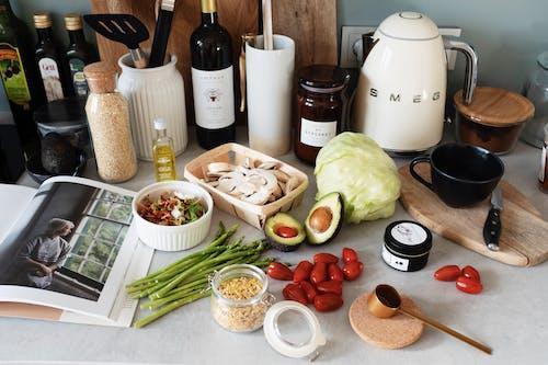 Foto profissional grátis de alimento, comida, cozimento