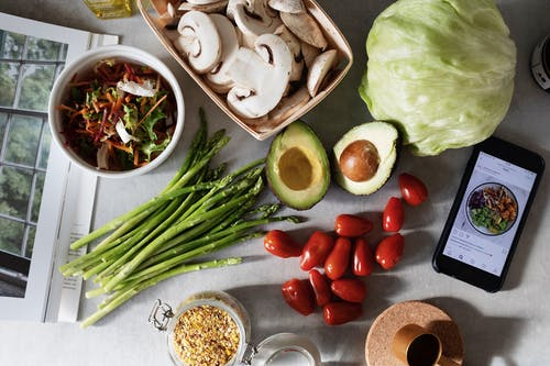 Kostenloses Stock Foto zu essen, essenszubereitung, gemüse