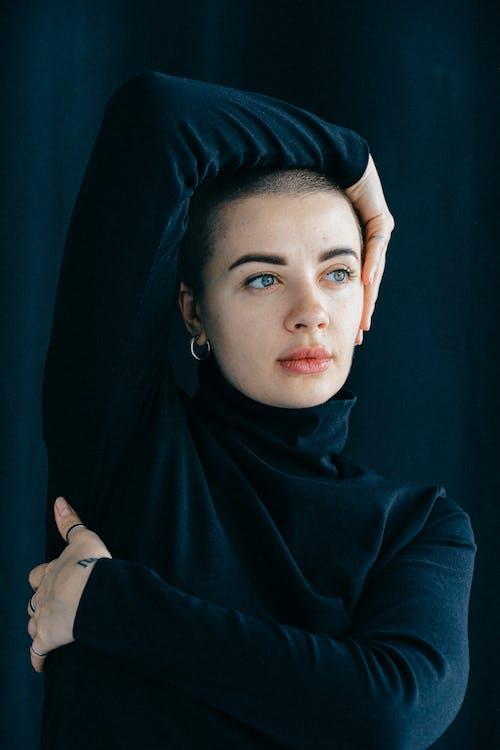Kostnadsfri bild av ansikte, kvinna, modell, person