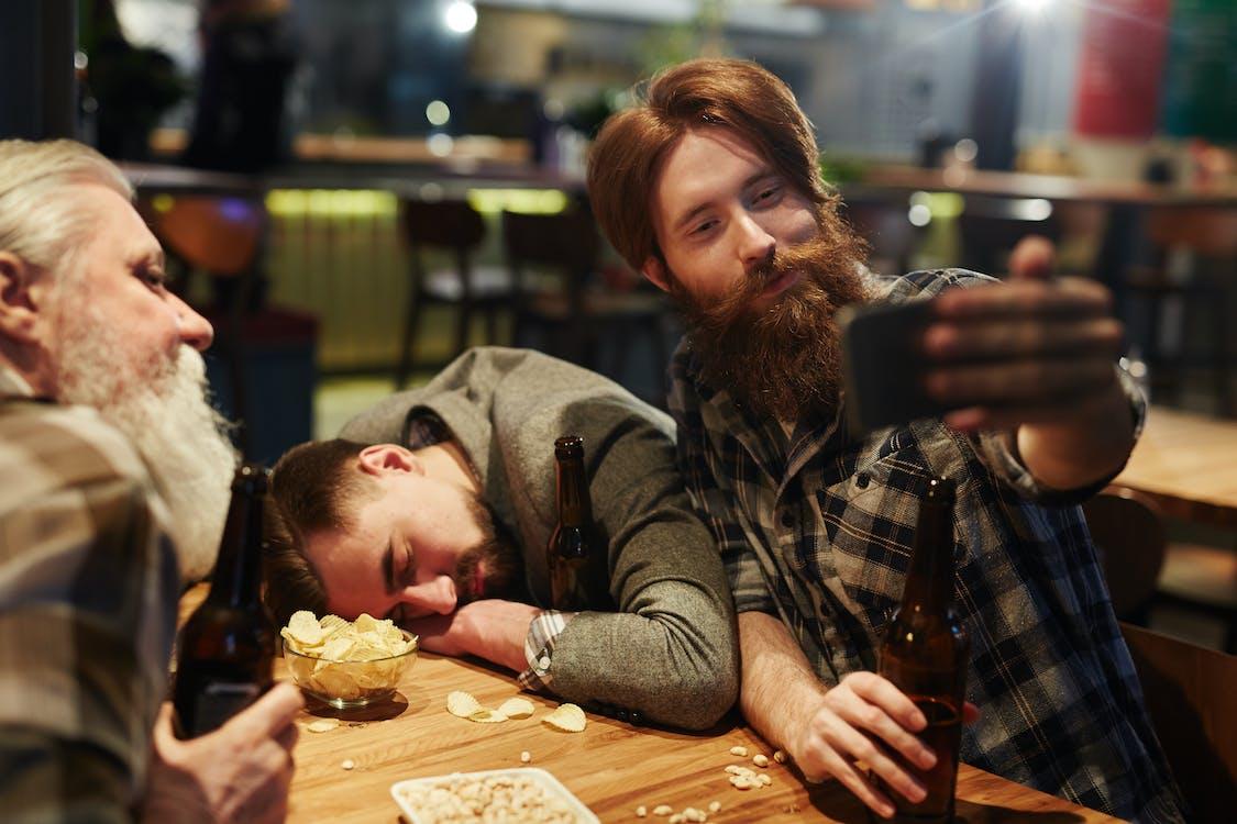 一起, 出去玩, 啤酒 的 免費圖庫相片