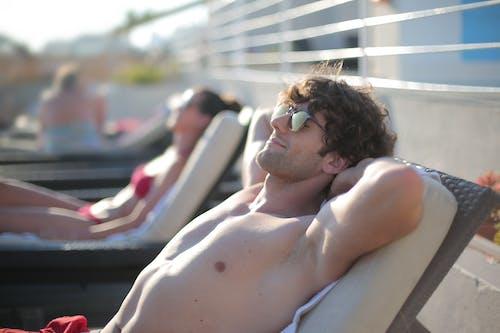 Kostenloses Stock Foto zu attraktiv, ausflug, ausruhen, badeanzug