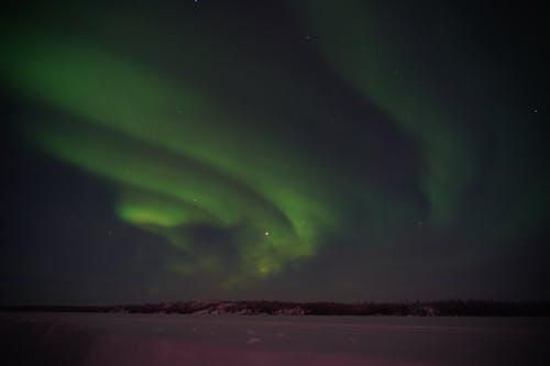คลังภาพถ่ายฟรี ของ borealis, แสงเหนือ