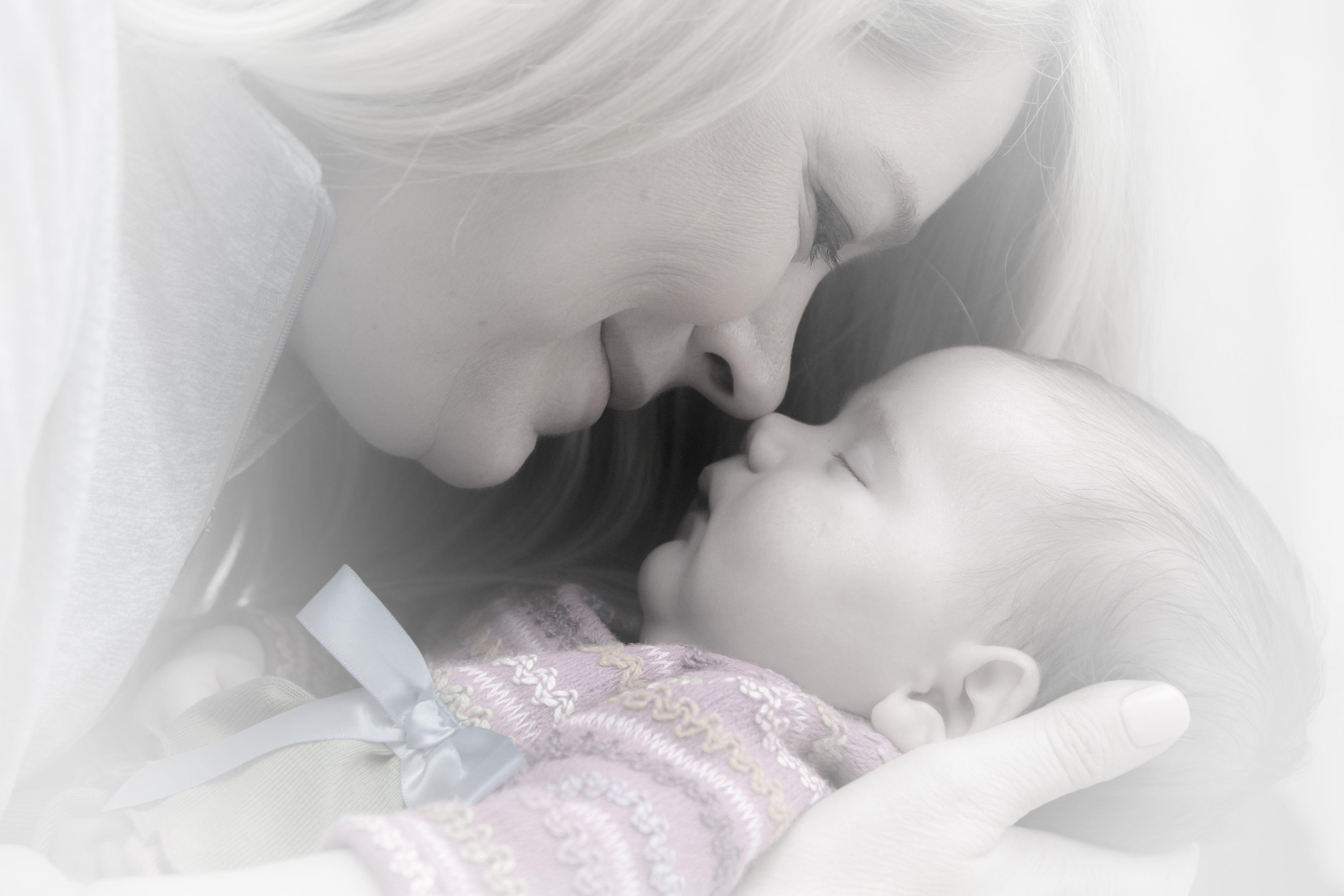 Mutter und Kind - Quelle: Pexels