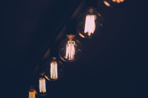 Free stock photo of brainstorm, bulbs, ideas