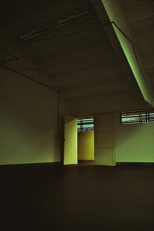 Ingyenes stockfotó árnyék, beltéri, beton, design témában