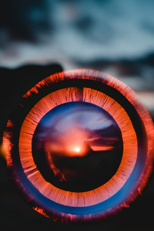 Gratis lagerfoto af 4k-baggrund, corona, iris, lodret