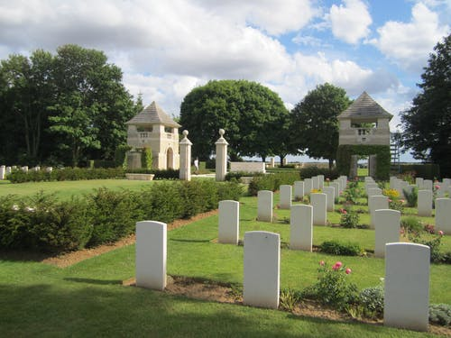 Free stock photo of Bény-sur-Mer Canadian War Cemetery, canadian, cemetary