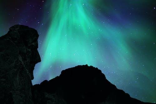 Foto profissional grátis de água, arquipélago de lofoten, ártico, astrologia
