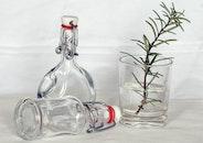 water, bottles, glass