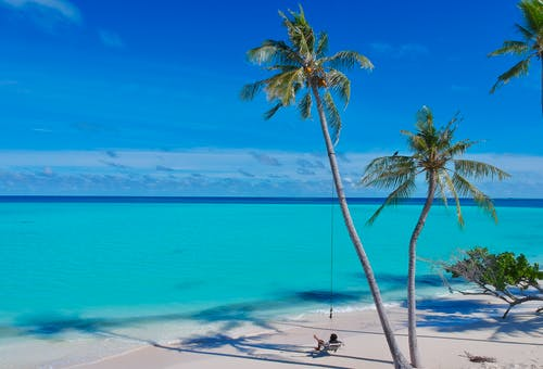 Foto stok gratis alam, firdaus, lautan, pantai