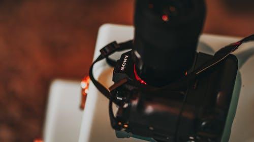 Imagine de stoc gratuită din aparat de fotografiat, aparat foto, aparat foto DSLR, electronice