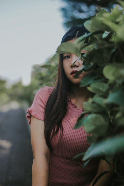 Ingyenes stockfotó álló kép, ázsiai nő, gyönyörű lány, haj témában