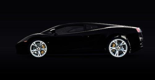 검은색, 검정, 경주용 차, 디자인의 무료 스톡 사진