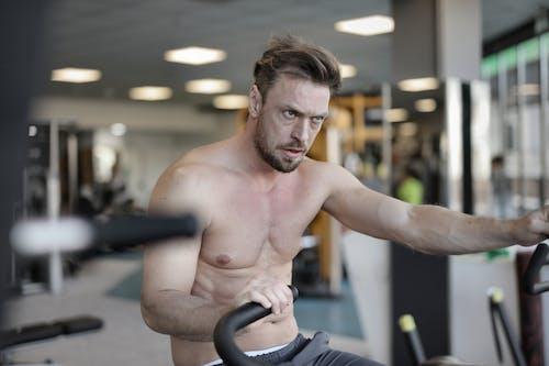 Kostnadsfri bild av beslutsamhet, bodybuilding, fitness