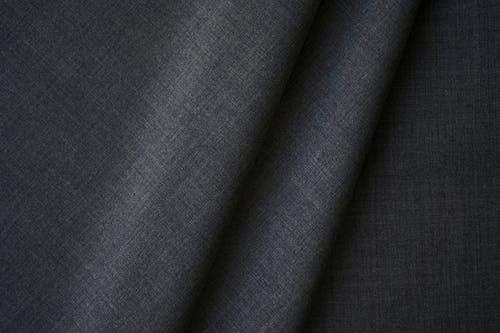 Elegant gray material of formal suit