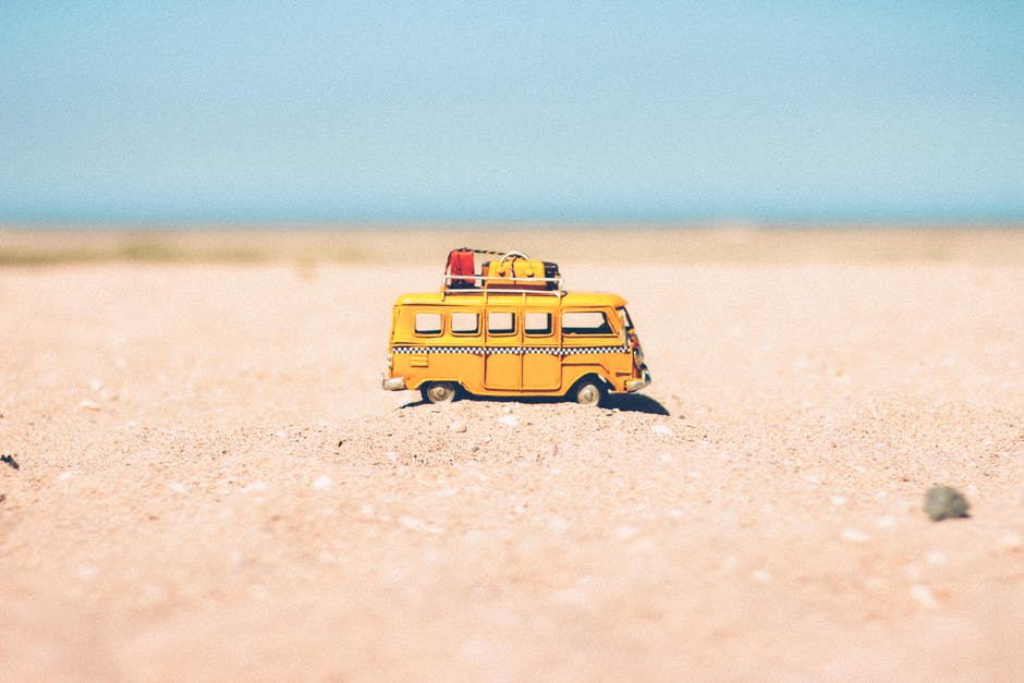 beach, blur, camper - Direct Line Holidays