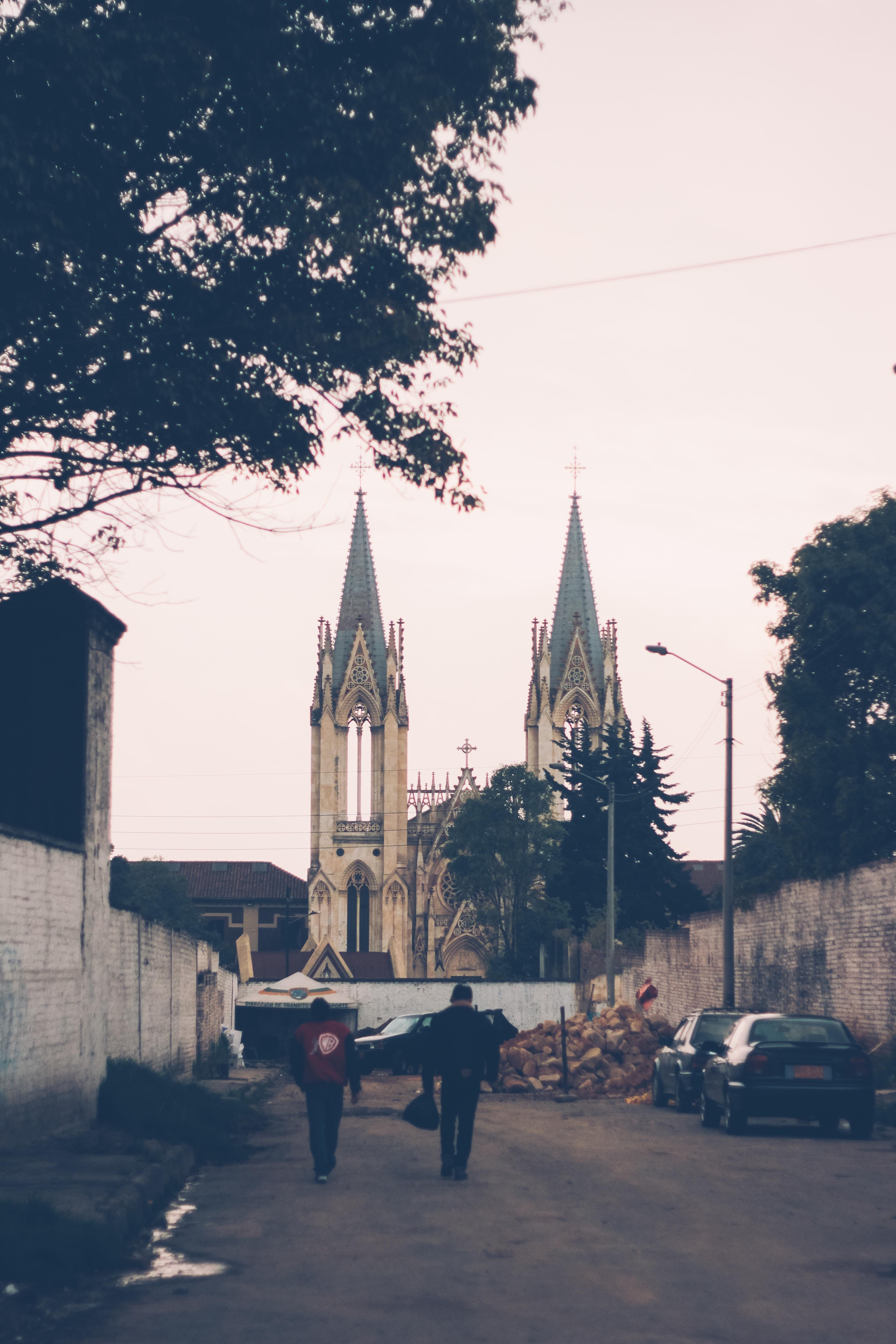 Free stock photo of church, gray, love, nostalgia
