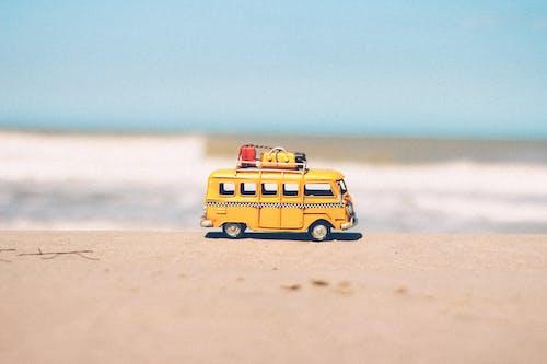Безкоштовне стокове фото на тему «combi, volkswagen, автомобіль, альковен»