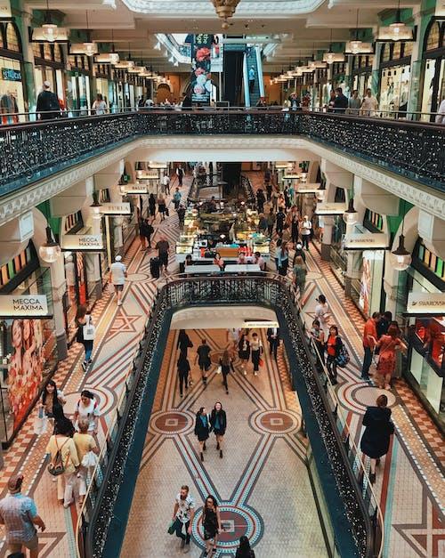 Free stock photo of australia, building, interior, mall