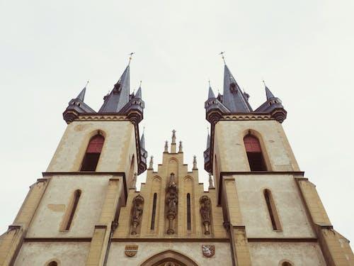 城堡, 屋頂, 布拉格, 建築師 的 免費圖庫相片