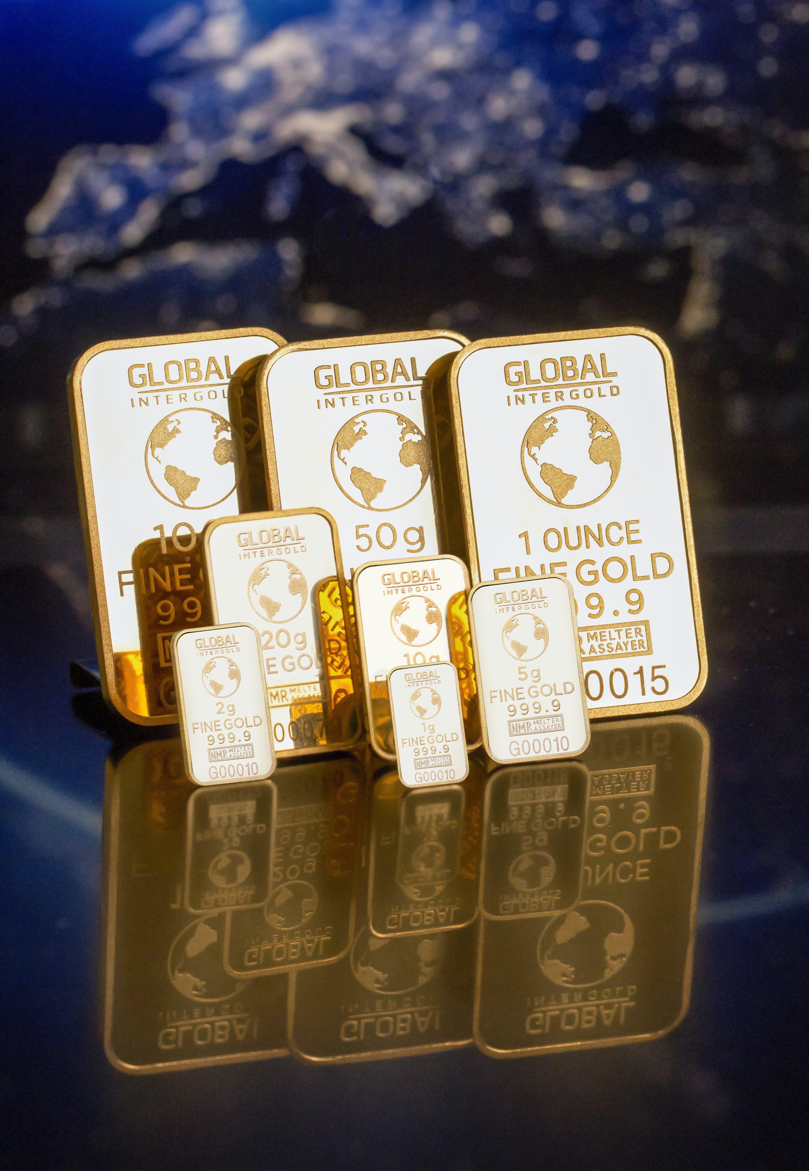 Gold Global Intergold Bullion