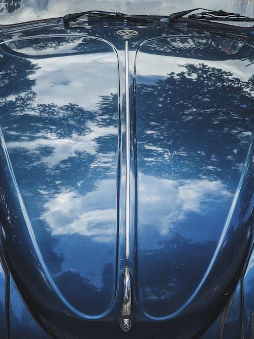 Gratis lagerfoto af årgang, bil, boble, chrome