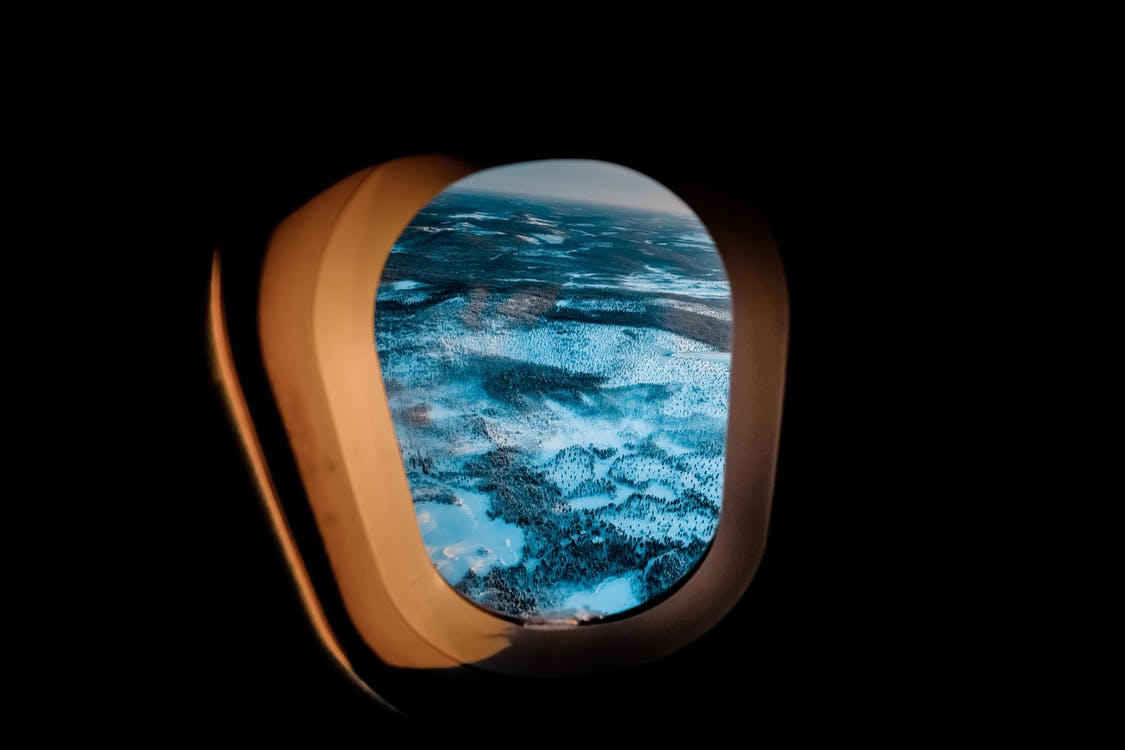 View From Window Seat