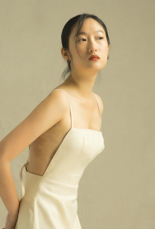 Бесплатное стоковое фото с азиатка, женщина, кожа, красивая