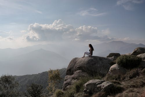 俯瞰, 健行, 冒險 的 免費圖庫相片