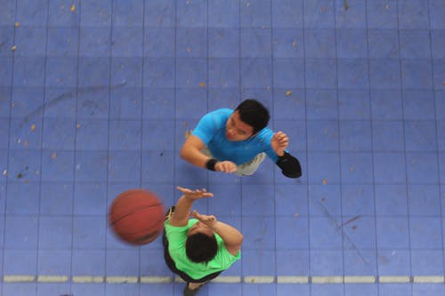 Free stock photo of action, ball, basket
