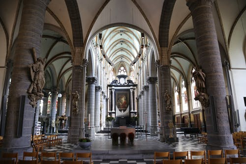 Free stock photo of architecture, autel, catholic