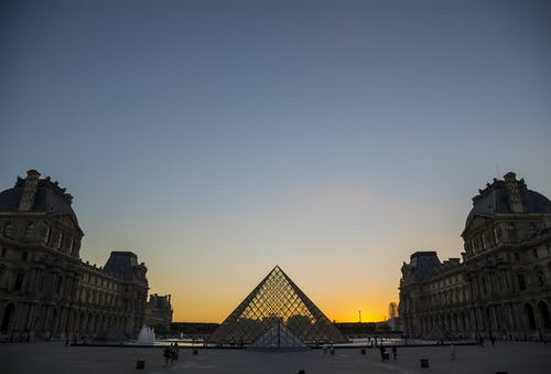 Free stock photo of city, discovery, louvre