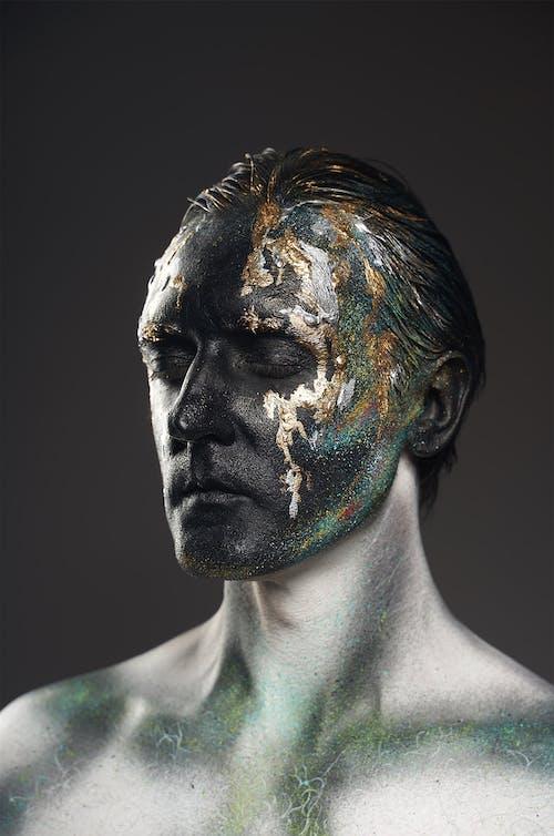Безкоштовне стокове фото на тему «людина, мистецтво, модель, обличчя»