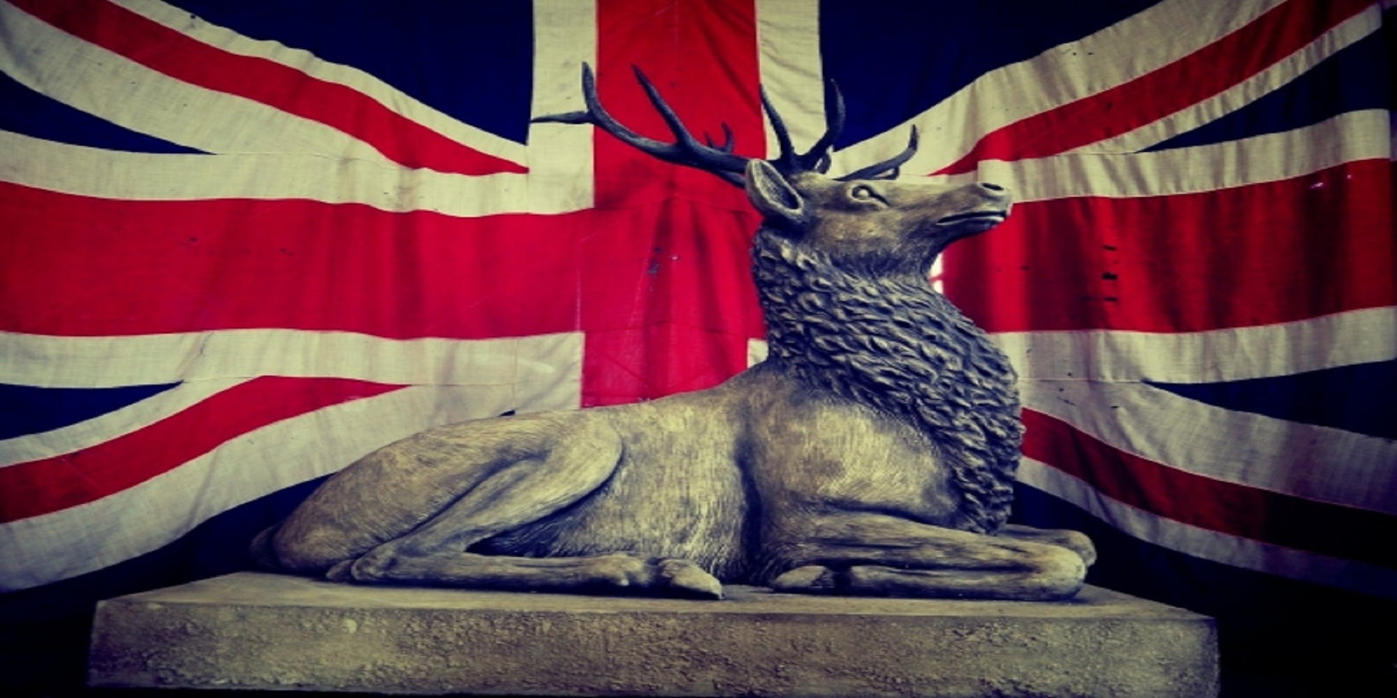 Free stock photo of Stone Reposing Stag For Garden Deer Antique