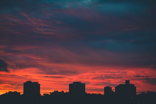 Scenic Photo Of Sky During Dawn