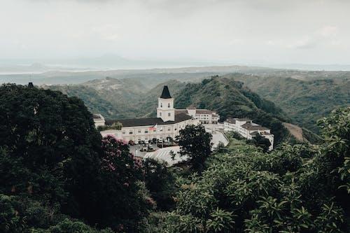 Kostnadsfri bild av arkitektur, Arv, bergstopp, byggnad