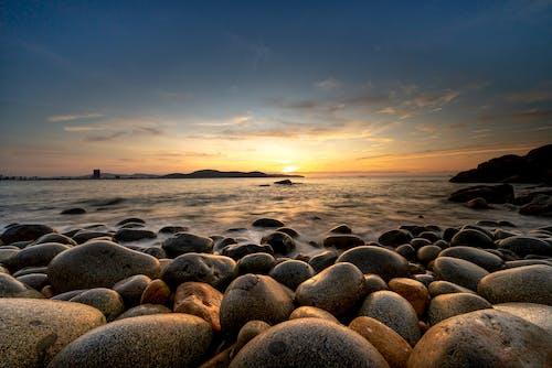 Foto d'estoc gratuïta de a l'aire lliure, alba, ambient, atmosfera