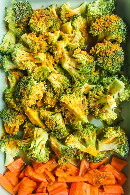 Imagine de stoc gratuită din broccoli, cină, delicios
