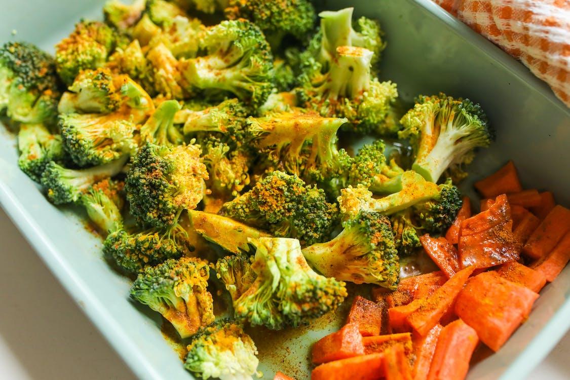 Close-Up Photo Of Broccoli