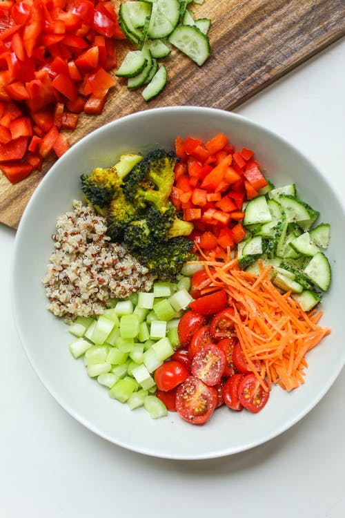 Darmowe zdjęcie z galerii z brokuły, danie, dieta, epikurejski