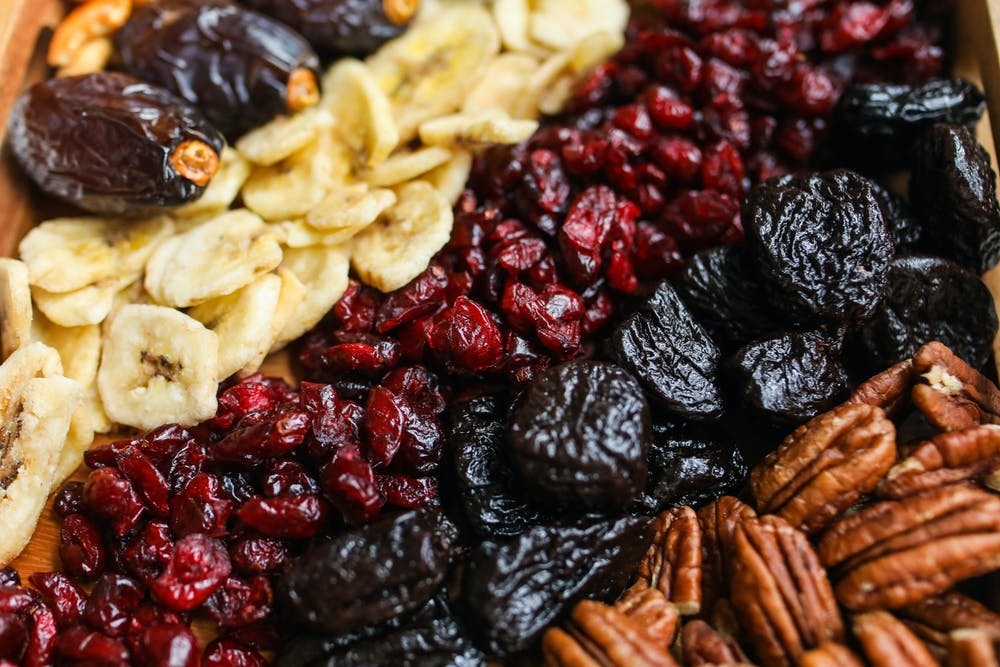 Dry Fruits @pexels.com