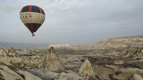 Free stock photo of air balloon, balon, cappadocia