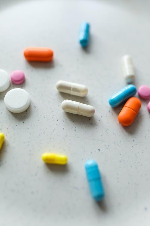 Photo Of Assorted Pills