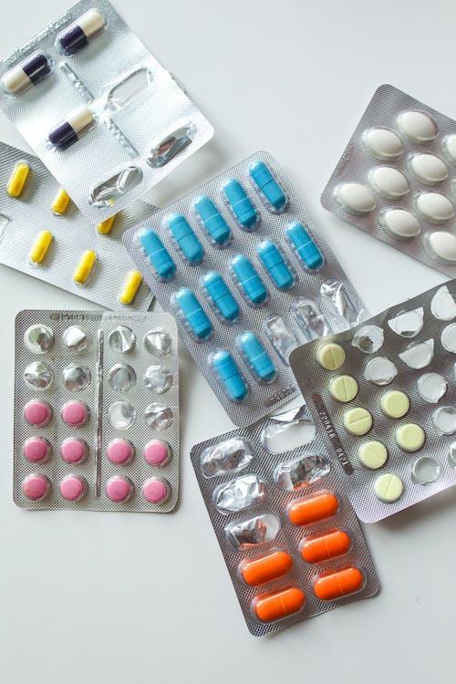 Darmowe zdjęcie z galerii z farmaceutyczny, kapsułki, leczenie