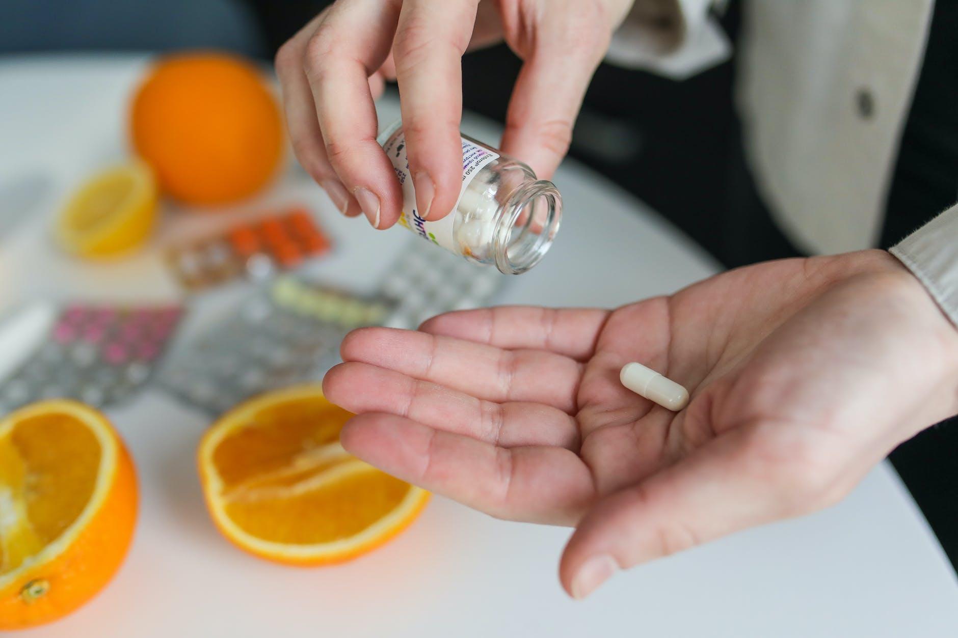 swallow capsule