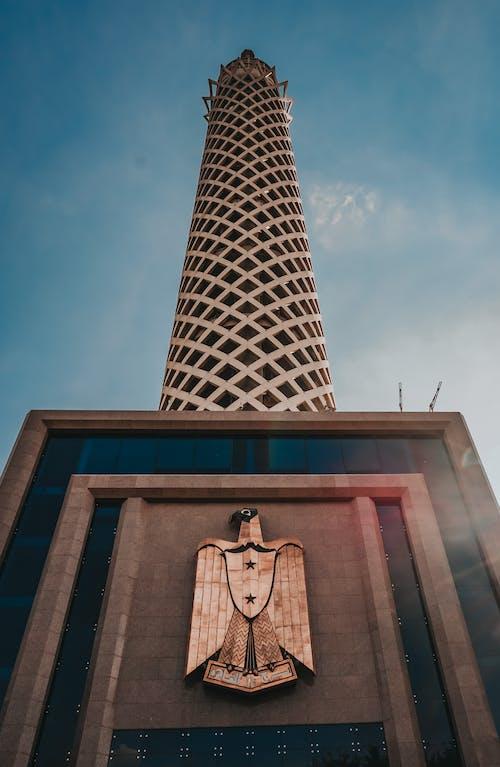 Gratis arkivbilde med arkitektur, attraksjon, berømt, blå himmel