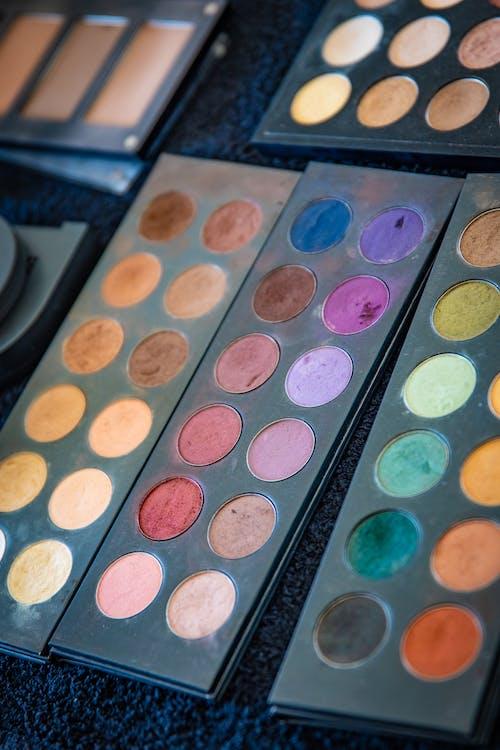 Fotos de stock gratuitas de colorido, de colores, maquillaje